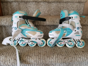 Adjustable Airwalk Rollerblades