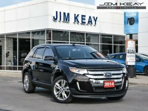 2014 Ford Edge Limited  - Leather Seats -  Bluetooth - $98.40 /W