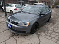 2014 Volkswagen Jetta 58000km 5 speed manual London Ontario Preview