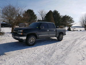 2006 Chevy Pick-up truck