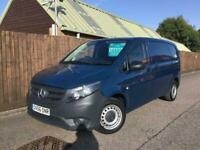 2016 Mercedes-Benz Vito Automatic 2.1 114 BLUETEC 136 BHP ** AUTOMATIC ** AIR CO