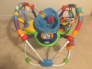 Baby Einstein Musical, Motion Jumper
