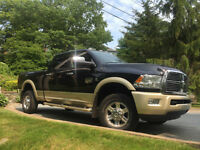 2012 Dodge Power Ram 2500 Gold Pickup Truck