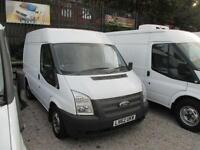 2013 62 FORD TRANSIT 2.2 TDCI DIESEL SHORT WHEEL BASE SEMI HI ROOF DIESEL