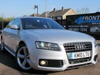 2010 AUDI A5 SPORTBACK 2.0 TDI S LINE 6 SPEED MANUAL DIESEL HATCHBACK DIESEL