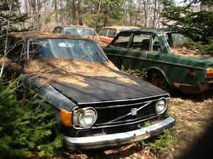 1973 k1974 volvos for parts