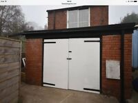 Lock up / workshop in wakefield to rent