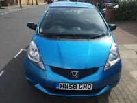 2009 HONDA JAZZ 1.2 SE I VTEC,1 OWNER FROM NEW,DRIVES SUPERB,60K FULL HONDA HISTORY,2 KEYS
