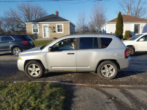 2007 4x4 Jeep compass As Is