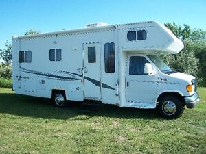 Beautiful Best 1989 Class C E350 Motorhome For Sale In Regina Saskatchewan For