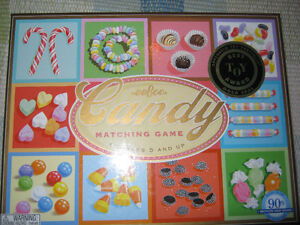 Eeboo Matching memory game using candy... St. John's Newfoundland image 2
