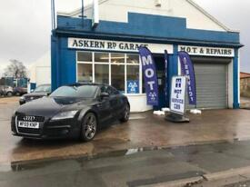 2009 Audi TT Coupe 2.0T FSI S Line Special Edition,89,000 MILES,FULL HISTORY