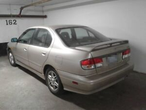 Used Car on Sale (2000 infiniti G20) with new tires