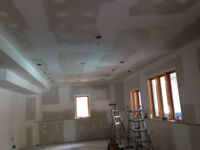 Dry wall tapping and repairs