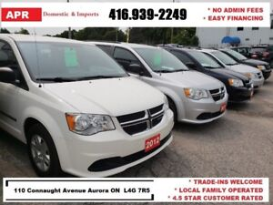 2008 Dodge Grand Caravan Flexfuel Sto'n'Go