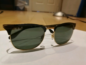 Club masters Ray-Ban sunglasses polarized