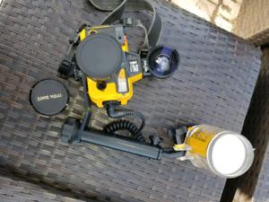 35mm Underwater camera