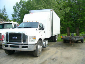 FORD F750 2016