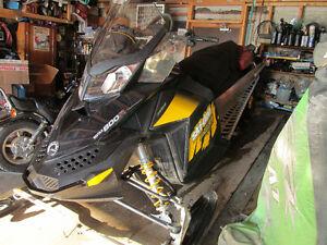 2009 Ski-doo MXZ Renegade 800