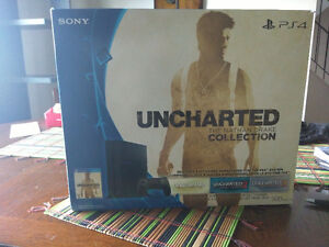 Play Station 4 uncharted edition