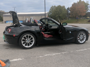 Beautiful RARE Sport model BMW Z4