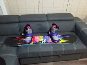 Ladies Snowboard / Boots / Bindings