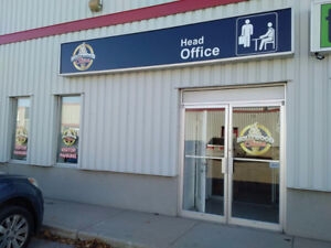 Fantastic 2 level commercial office / warehouse for sub-lease!