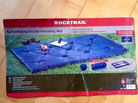 Self Inflating Double Insulating Camping Mat