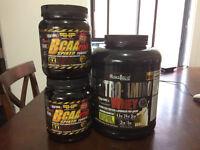 Protéines & BCAA