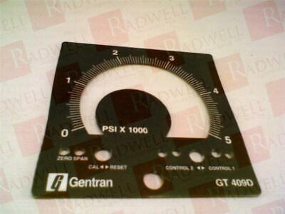 Gentran 6011016 6011016 New In Box