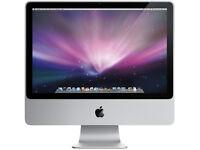 "iMac 2009 - 24"""