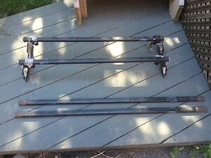 Thule Roof Rack Components