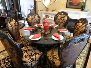 Glass Dining Table Buy And Sell Furniture In Ontario Kijiji