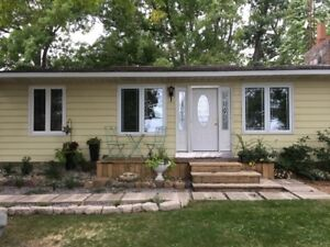 House for rent on Lake Erie