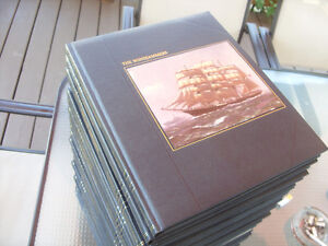 Time life books The Seafarers series 22 volume collection
