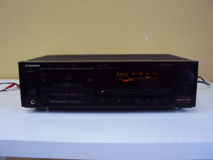 Pioneer CT-S601R Cassette Player.