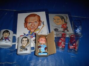 BUYING THESE HOCKEY COLLECTIBLES