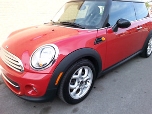 MINI COOPER 2012. BLUETOOTH .PANORAMIC. FULL  OPTION.
