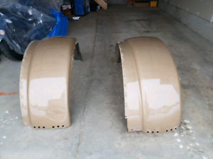 Peterbilt 388 389 original fenders with liners