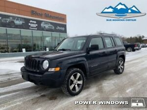 2016 Jeep Patriot Sport  -Cruise Control, Cloth Seats
