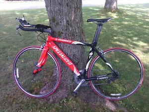 Specialized S-Works avec Dura-Ace 56 cm large