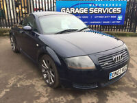 Audi TT 1.8T TURBO QUATTRO GREAT CONDITION 4WD METALLIC PAINT GTI S3 A3 TFSI TDI