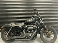 Harley-Davidson XL 883 N IRON *Stage 1+Low Mileage*