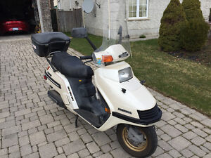 Rare Honda Elite 250 Scooter - price reduced