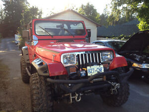 1989 Jeep Other Convertible