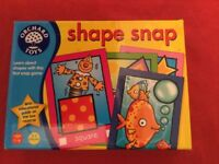Orchard Toys Shape Snap