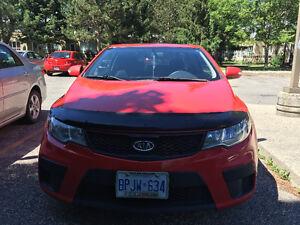 Certified/ E-tested 2010 Kia Forte Coupe