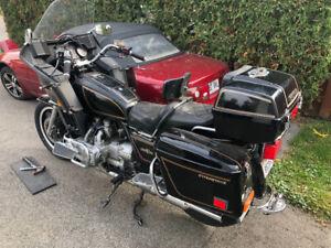 Moto honda 1982 1100cc