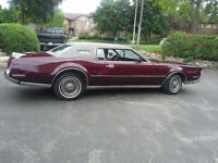 1972 Lincoln Mark 1V series for sale by owner