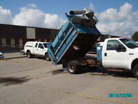 F450 Ford Small Garbage Truck